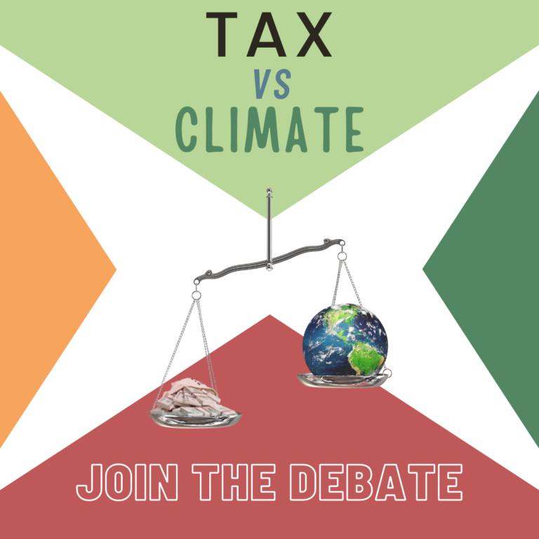 Boris vs Bezos: A Conversation of Tax & Climate Change